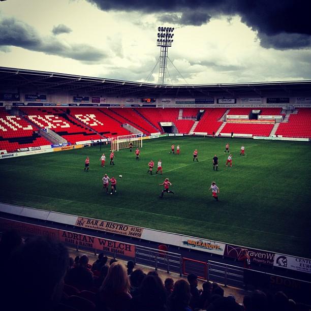 Doncaster Rovers Belles 0-2 Liverpool: matchreport