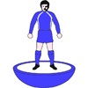 Armthorpe Welfare  Subbuteo Figure