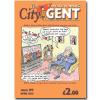 Cover of Bradford City fanzine The City Gent