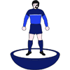 Brodsworth Welfare  Subbuteo Figure