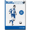 Cover of Chester fanzine Blue & White