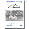 Cover of Everton fanzine WHen Skies are Grey