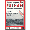 Cover of Fulham fanzine Only One F in Fulham