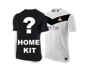 New Rovers Home Kit