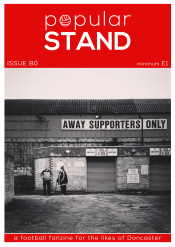 popular STAND fanzine issue 80 cover