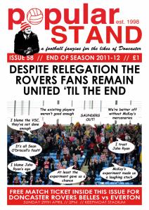 popular STAND fanzine issue 58