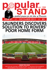 Front cover of popular STAND issue 61