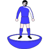 Rossington Main Subbuteo Figure