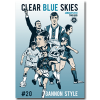 Cover of Stockport County fanzine Clear Blue Skies