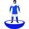 Thorne Colliery Subbuteo Figure