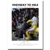 Cover of Torquay United fanzine Highway to Hele
