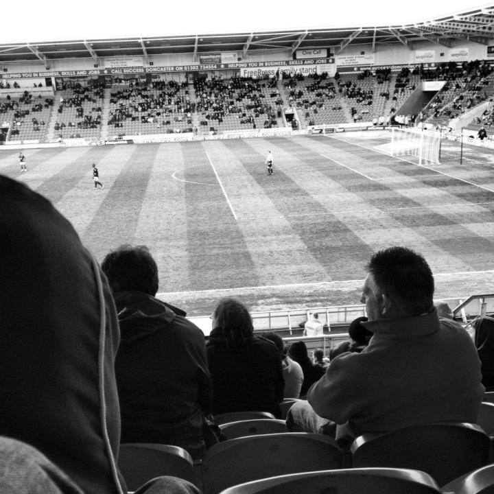 Doncaster Rovers 1-1 Oldham Athletic: 250 word matchreport