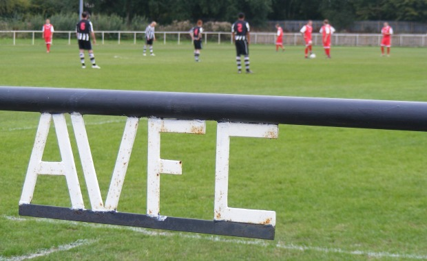 Non League Day 2011 - Askern Villa v Rossington Main