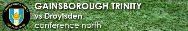 non league day - Gainsborough