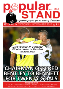 popular STAND 60 Front Cover
