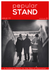 Cover of issue 77 of popular STAND fanzine