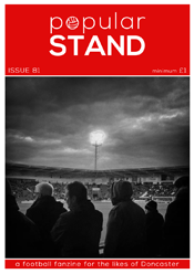 popular STAND fanzine issue 81 front cover