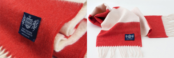 Bloody Lovely Scarf Competition: And the Winneris…