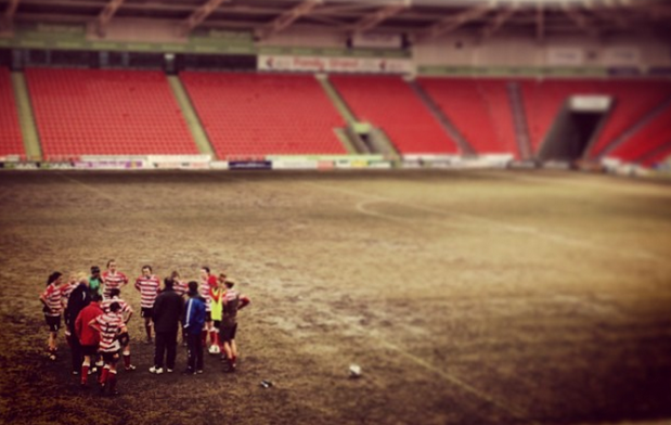 Doncaster Rovers Belles Post Match
