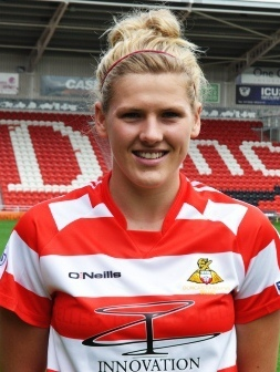 Millie Bright - Doncaster Rovers Belles
