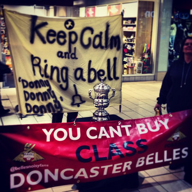 D-Day at the FA; On the Doncaster Belles'Appeal