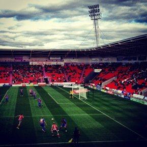 Doncaster Rovers 1-0 Shrewsbury