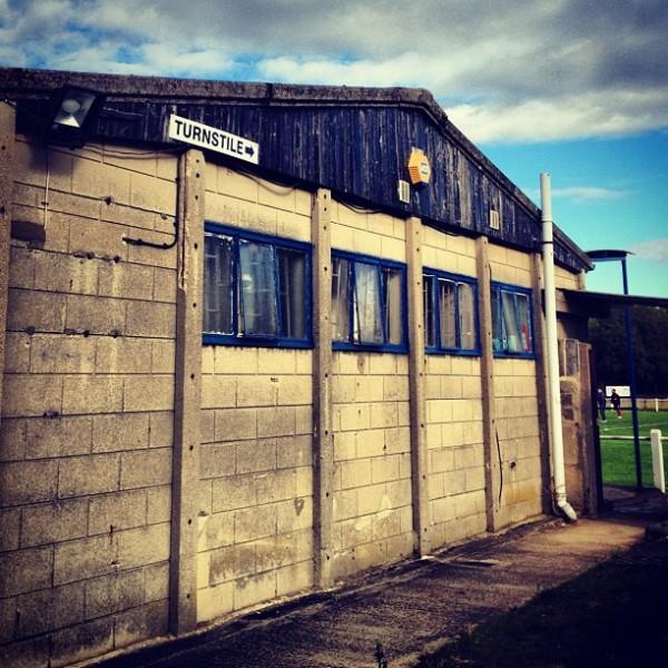 Yorkshire Amateur 2-3 Rossington Main