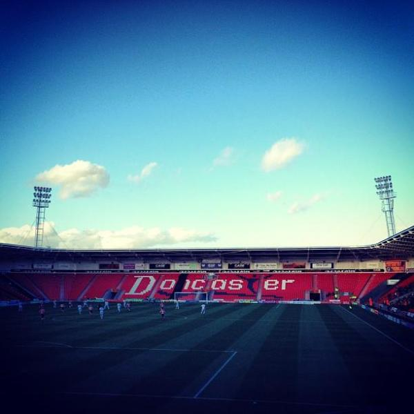 Doncaster Rovers 3-1 BPA
