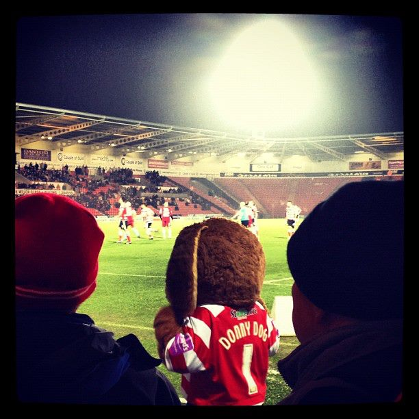 Doncaster Rovers 4-0 Scunthorpe