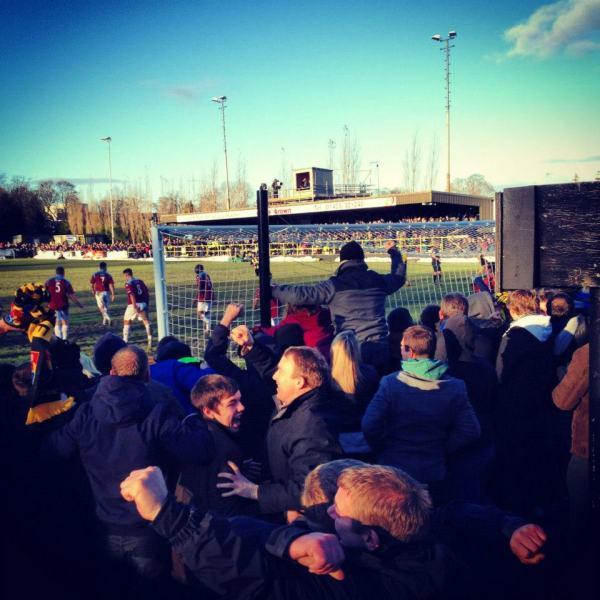 Harrogate Town 1-1 Hastings United
