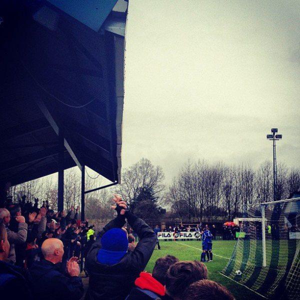Tonbridge Angels 2-1 Dover Athletic