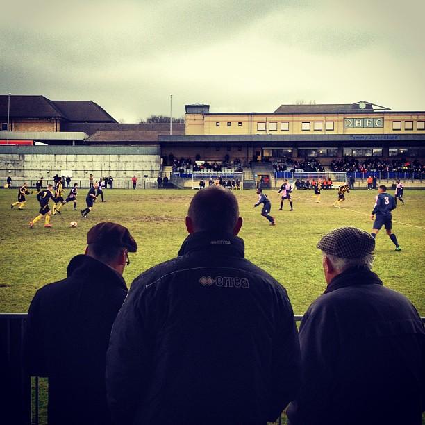 Dulwich Hamlet 3-0 Mertsham