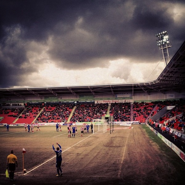 Doncaster Rovers 1-1 Portsmouth
