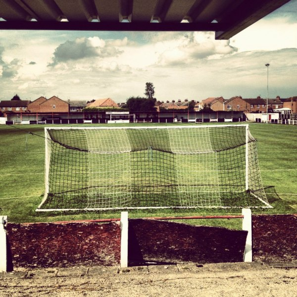 Selby Town 1-0 Rossington Main