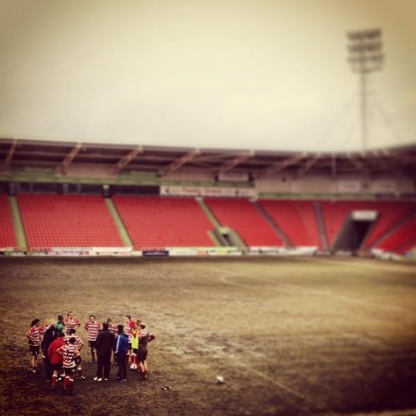 Doncaster Belles 0-2 Bristol