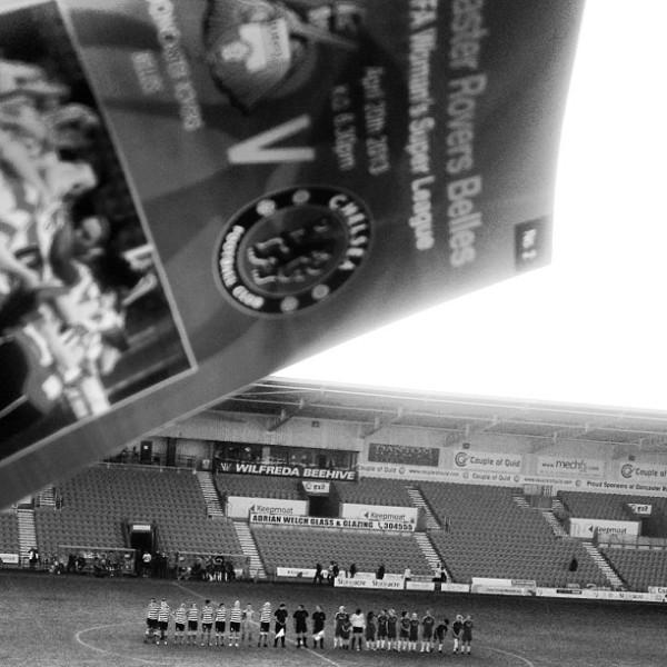 Doncaster Belles 0-4 Chelsea
