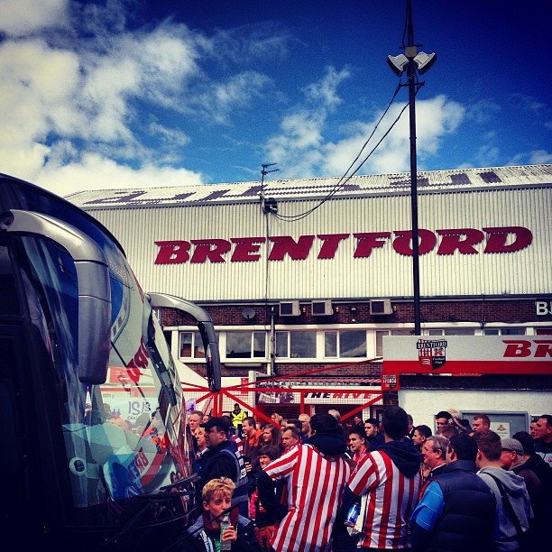 podular STAND podcast: the Brentford episode