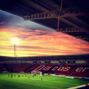 Doncaster Belles 1-1 Bristol