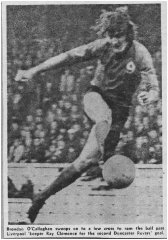 Brendan O'Callaghan, Doncaster Rovers