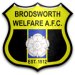 Football On Your Doorstep - Doncaster - Brodsworth Welfare Crest