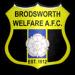 Football On Your Doorstep - Doncaster - Brodsworth Welfare Crest