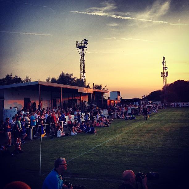 Rossington Main v Doncaster Rovers - Friendly 2013