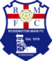 Football On Your Doorstep - Doncaster - Rossington Main Crest