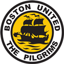 Boston United crest