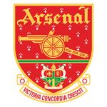 crest of Arsenal FC