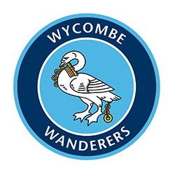 crest of Wycombe Wanderers FC