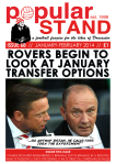 popular stand; Doncaster Rovers fanzine - Issue 68
