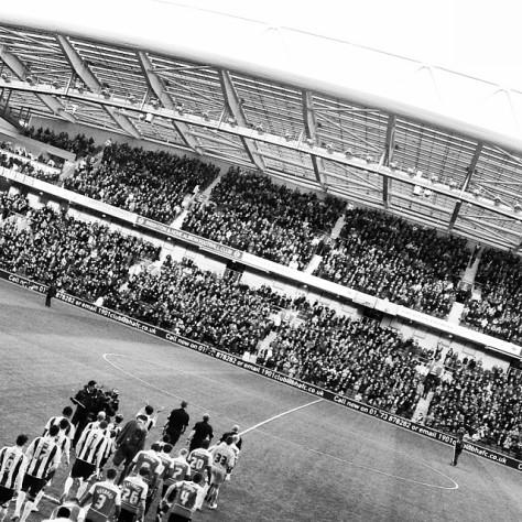 Brighton & Hove Albion 1-0 Doncaster Rovers