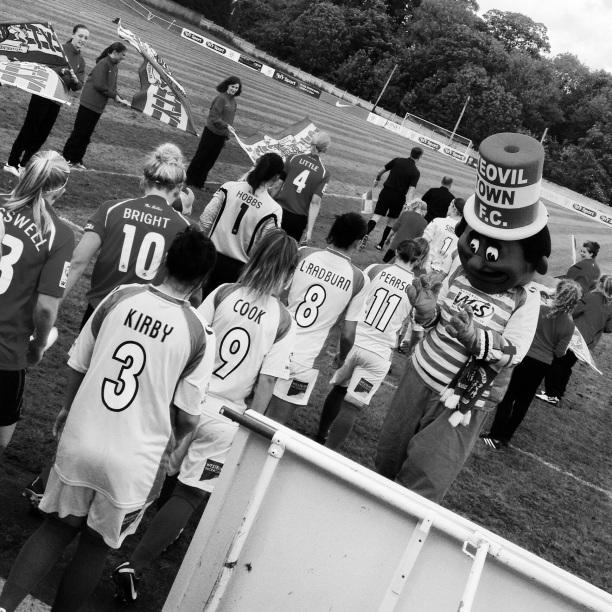Yeovil Town 1-2 Doncaster Belles