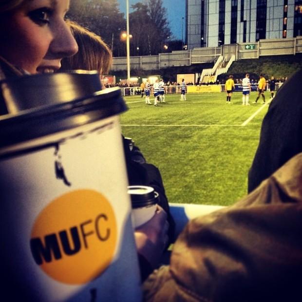 Maidstone United 4-0 Margate